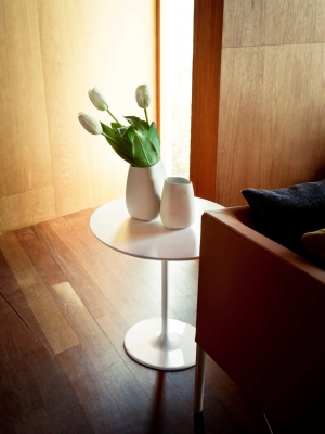 Table basse Dizzie H 50cm - Arper