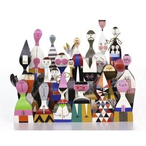 Poupées Wooden dolls - Vitra
