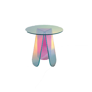 Table basse Shimmer Glas Italia - Design by Patricia Urquiola
